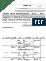 Annual Plan 1st Bachillerato-2