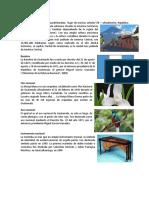 Informacion General de Centrio Americva