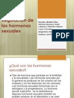 Regulación de Las Hormonas Sexuales