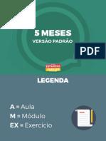 Plano de Estudos - 5 Meses -  Método Espanhol de Verdade.pdf