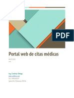 ProformaCitasMédicas