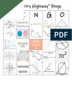 bpt geometry bingo