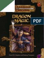 D&D 3.5 - Dragon Magic
