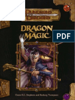 D&D 3.5 - Dragon Magic