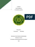 LAPORAN Medtek Draft - Copy
