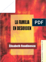 Élisabeth Roudinesco - 2002 - La familia en desorden.pdf
