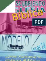 1 - MODELO, Cómo Funciona la Iglesia Bíblica.pps
