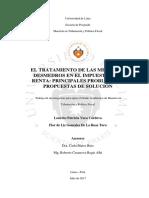 EJEMPLO-TRATAMIENTO DE LAS MERMAS Y DESMEDROS EN EL IMPUESTO A LA RENTA PRINCIPALES PROBLEMAS Y SOLUCIONES.pdf
