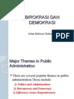 Salinan Sap-birokrasi Dan Demokrasi