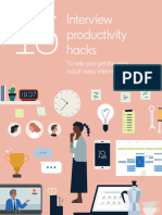 7 2 Interview Productivity Hacks En