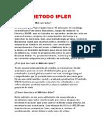 EL METODO IPLER .docx