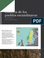 Historia de Los Pueblos Escandinavos
