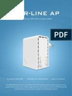 powerline AP mikrotik