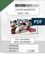 5 20may Evaluación Diagnóstica CTA 1 a 5 Secundaria