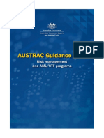 Austra Guidance Note Risk Management and AMLCTF Programs