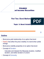 Topic 3 Bonds Volatility New Summer.ppt