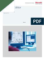 Scheme Editor
