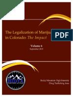 Legalization of Marijuana in Colorado