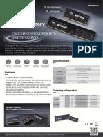Product Sheet Standard Module DDR4 v3 En