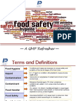 FOOD SAFETY & GMP (Refresher Course) 2018.pptx