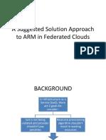 Adaptive resource Management