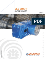Elecon Extruder Gear Catalogue