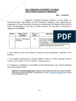 1 Application for the Post of Young Professional Finance on Contract Basis at RO-Uttarakhand and Its PIUs