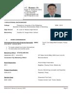 Guillermo Ramos CV 1/resume