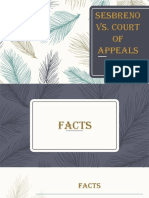 Sesbreno vs. Court of Appeals.pptx