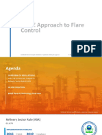 BHGE Approach to Flare Control GE Approach