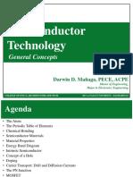 Semicon Tech General Concepts