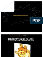 Corporate Governance-Scams