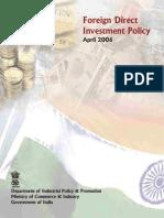 FDI Policy 2006.pdf