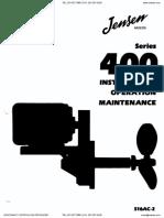 13. Jensen Mixer Series 400 Iom