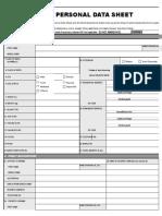 My CS Form No. 212 revised  Personal Data Sheet_new.xlsx