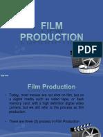 Lesson 9 Film Production
