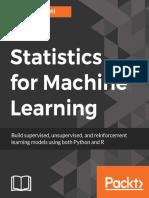 ML Basics 02(Statistics)