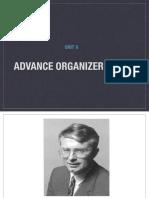 Advance Organizer Model