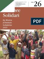 Butlletí 26 Octubre Solidari 2019