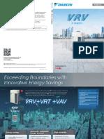VRV X Catalogue