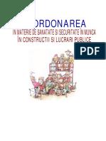 Coordonare SSM constructii