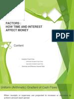 W3- Time Value of Money (Gradient Value) + Interest