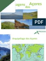 Geopaisagens dos Açores