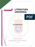 Taller de literatura universal