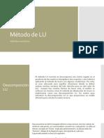 Método de LU