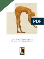 Salzburger-festspiele Programmbuch 2019