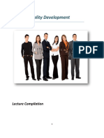 Personalitydevelopmentlecturecompilation97 2003 120720174916 Phpapp02