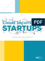 Cloud Security for Startups