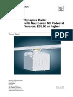 Synapsis Radar Nautoscan NX