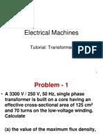 2019 08 16 Tutorial Transformer1